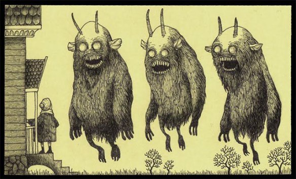 don kenn - post it monsters - pic 5