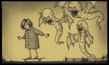 don kenn - post it monsters - pic 6