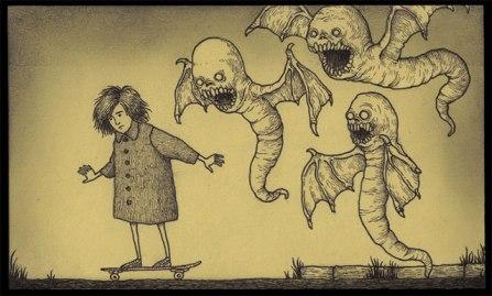 don kenn - post it monsters - pic 6