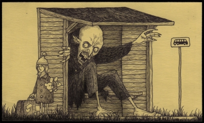 john kenn mortensen -monsters-47