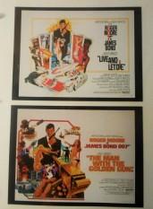 movie poster art - collection - james bond 4
