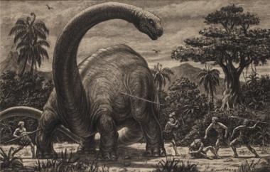 ray-harryhausen-brontosaurus