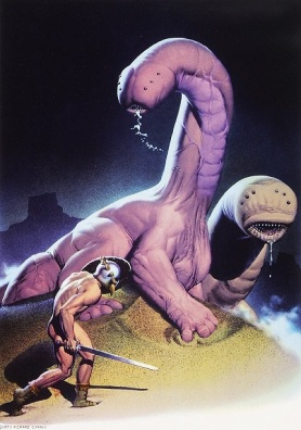 Richard Corben penisaurus