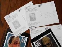 US Postal - Monster Post cards 3