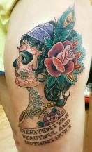 Dia-de-los-Muertos-Vonnegut-Heath-Leffel-Hell-Bomb-Tattoo-Wichita-KS