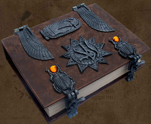 Old Book Covers For Sale ~ The book of shadows parlor horror