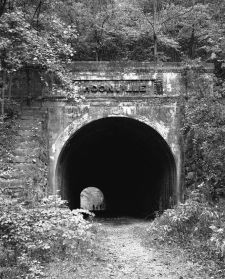 knock moonville tunnel OH