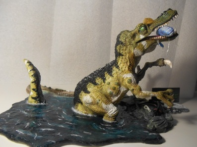 Prehistorix Baryonyx - by Mike K - pic 01