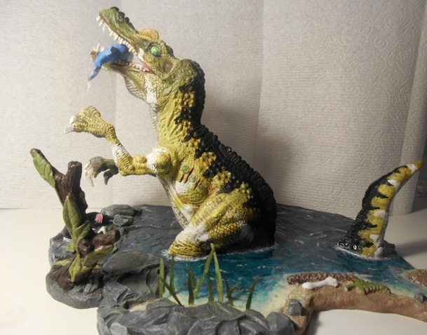 Prehistorix Baryonyx - by Mike K - pic 12