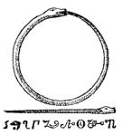 The black pullet - talismans