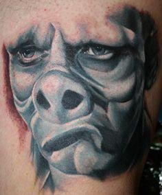 TZ tattoo