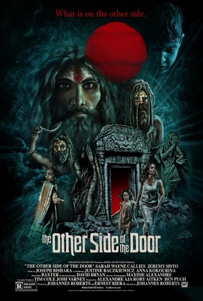 the other side of the door - alt poster