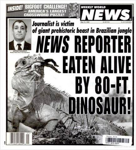 eaten by dino news
