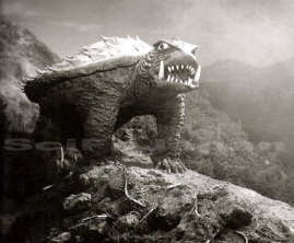 Gamera - the giant monster - pic 1
