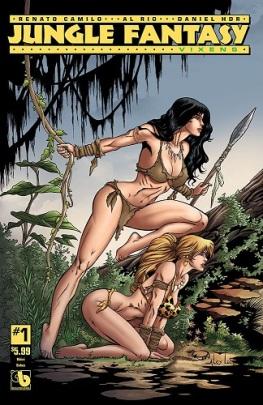 Jungle Fantasy Vixens-Bikini