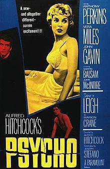 Psycho (1960) - poster