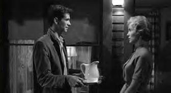 Psycho - Norman Bates meets Marion Crane