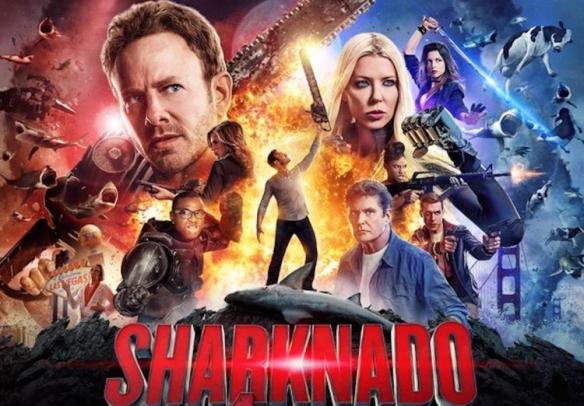 sharknado-4 poster