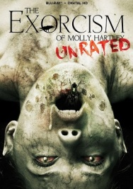the exorcism of Molly Hartley - poster