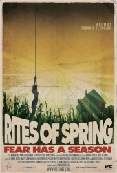 The Rites of Spring 2011 - poster