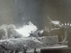 Gamera vs Barugon aka War of the Monsters - pic 1