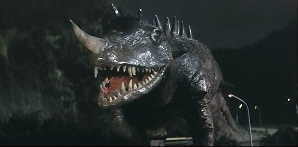 Gamera vs Barugon aka War of the Monsters - pic 4