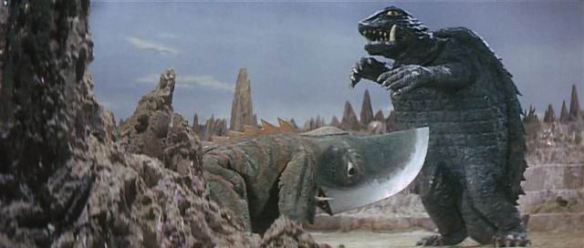 Gamera vs Guiron - pic 14