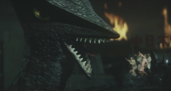 Gamera vs Gyaos - pic 6