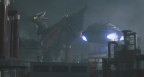 Gamera vs Gyaos - pic 7