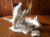 Godzilla MotM Prototype Rendition by Mike K - pic 10