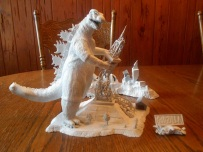 Godzilla MotM Prototype Rendition by Mike K - pic 11