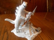 Godzilla MotM Prototype Rendition by Mike K - pic 3