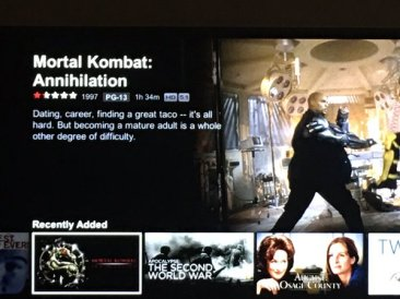 movie summary - mortal kombat