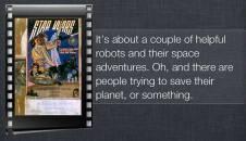 movie summary - star wars