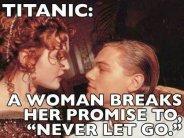movie summary - Titanic