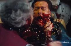 blood vomit...