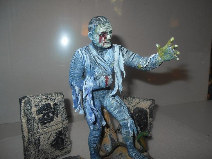 vintage monster model kits | parlor of horror